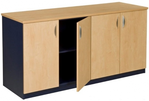 Carletti Hinged Door Credenza Image 2
