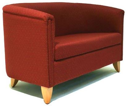 Abate 2 Seater Tub Chair