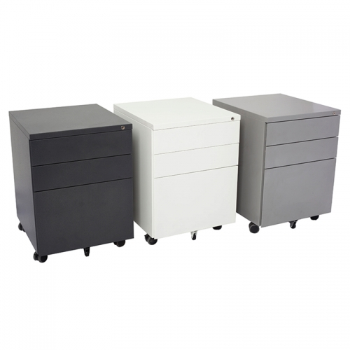 Alessi Heavy Duty Metal Mobile Drawer Unit