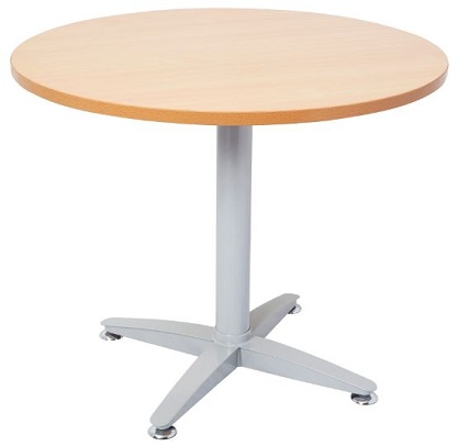 Lucy Round Meeting Table Image 2