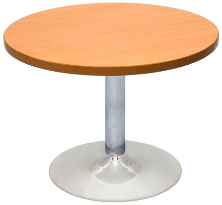Cettina Round Meeting Table Image 2