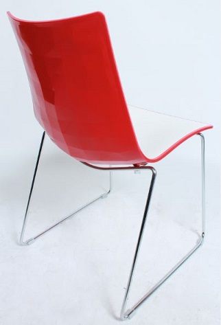 Kicca Chair - Rear View