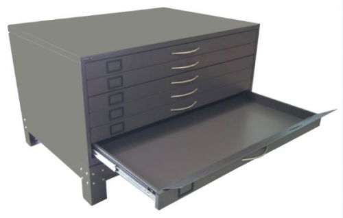 Levello Heavy Duty Metal Plan Drawer Cabinet