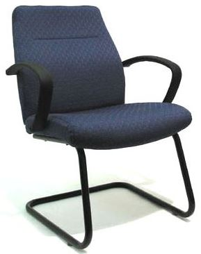 Madrid Medium Back Cantilever Visitor Chair