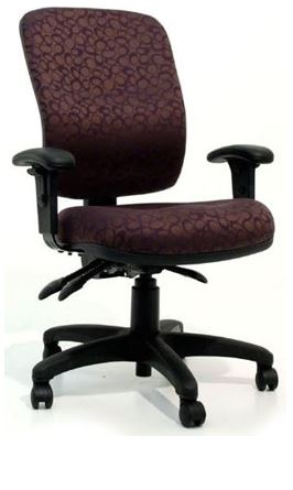Evolve High Back Task Chair with Arms