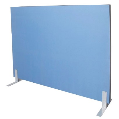 Avanti Portable Screen Divider Blue