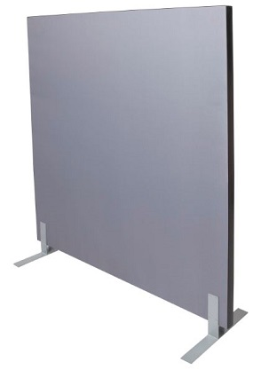 Avanti Portable Screen Divider Grey