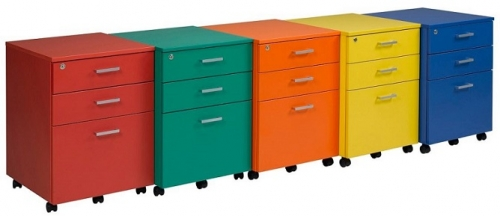 Spectrum Mobile Drawer Units