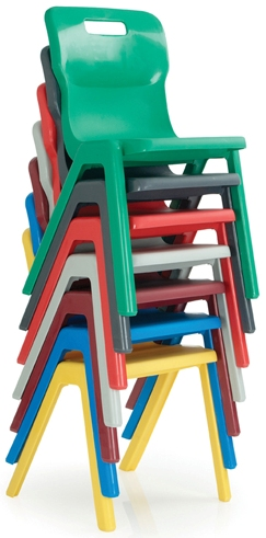 Titan Chair - Stacked