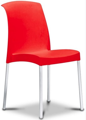 Abi Chair - Red