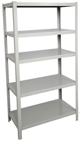 Alessi Heavy Duty Metal Archive Shelving
