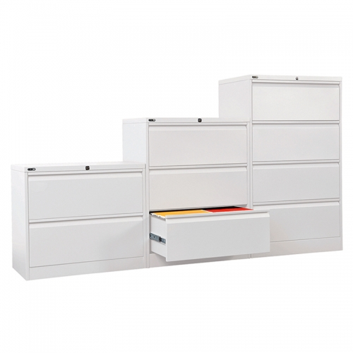 Alessi Heavy Duty Metal Lateral File Drawers