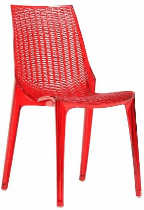 Caterina Chair - Red
