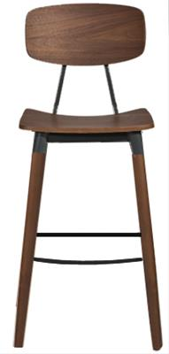 Alyce Timber Bar Stool