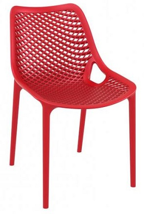 Flow Chair Red