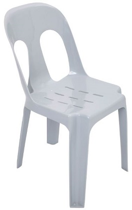 Luci Chair - Grey