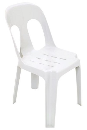 Luci Chair - White