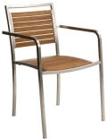 Messina Outdoor Chair with Arms