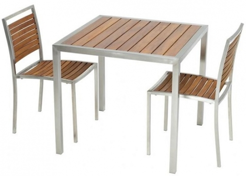 Messina Outdoor Table and Chair Setting