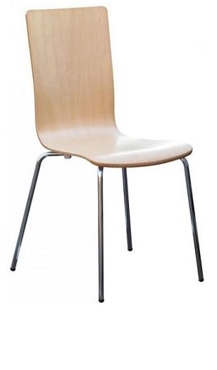 Nikki Chair - Beech