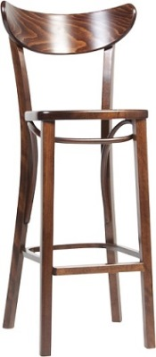 Normanby Timber Stool