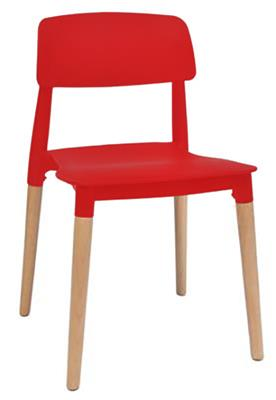 Selina Chair, Red