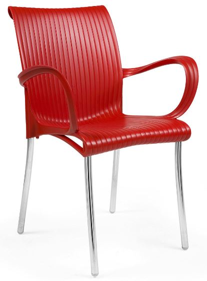 Sessa Outdoor Chair with Arms
