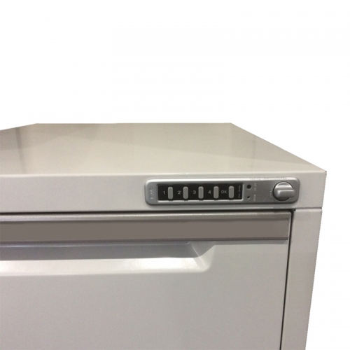 Electronic Secure Filing Cabinet Lock Detail