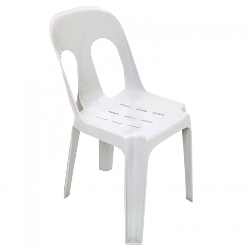 Luci Chair, White