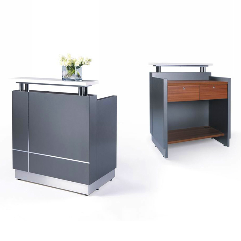 office counter desk. Home · Fast Furniture Office Furniture; Mia Mini Reception Counter Desk. ;  Desk N