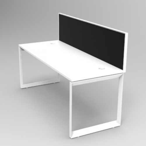 Effect Loop Desk System with Screen Divider