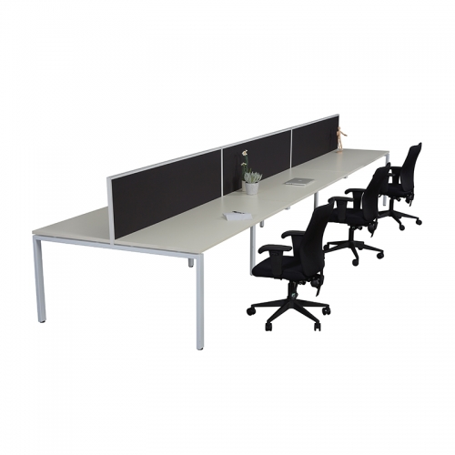 Effect Profile 6 Desk System Back to Back