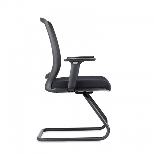 Excel Visitor Chair, Side View
