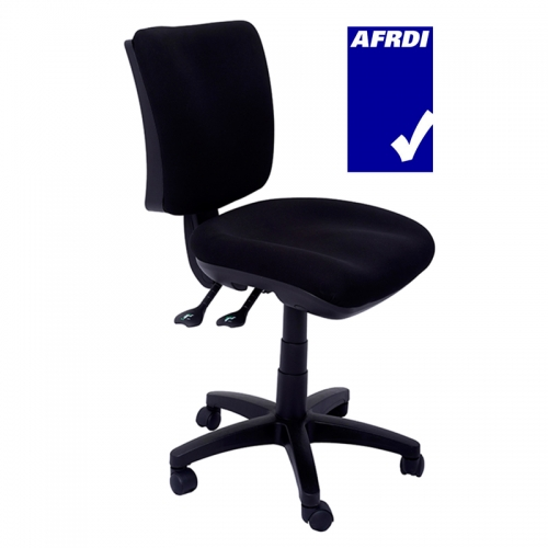 Groove Chair, Black