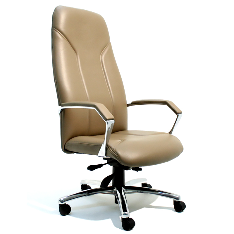 Madrid high back chair ikcon for High back leather chairs