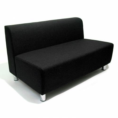 Allegri 2 Seater Lounge, No Arms