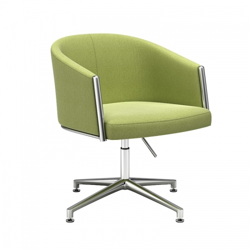 India Chair, Green Fabric