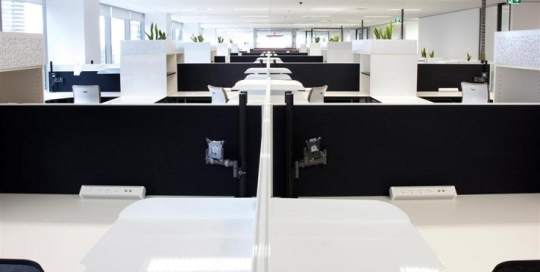Acco office furniture work