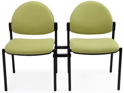 Bologne Curved Back Visitor Chair