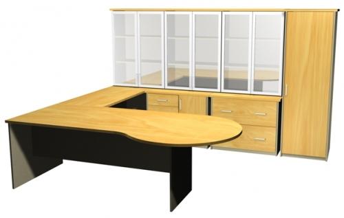 Carletti Executive Desk Range