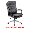 Hercules Extra Heavy Duty Executive Chair - 200kg User Weight Rating