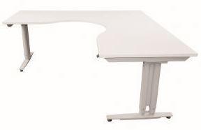 Lift Electric Push Button Height Adjustable Desk Range