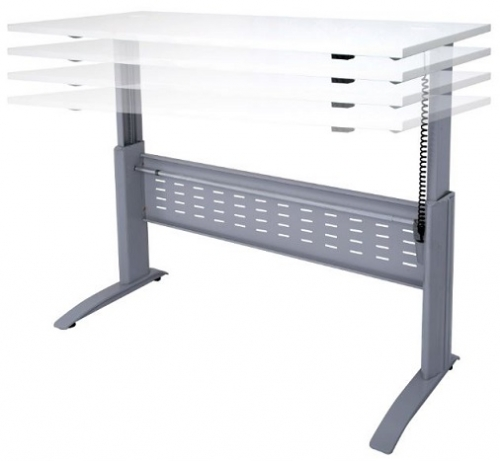 Modena Electric Height Adjustable Desk