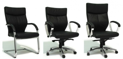 Vercelli High Back Executive Chair