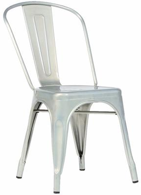 Cino Galvanized Indoor or Outdoor Chair