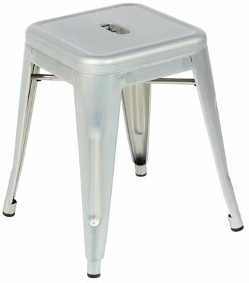 Cino Galvanized Indoor or Outdoor Stool