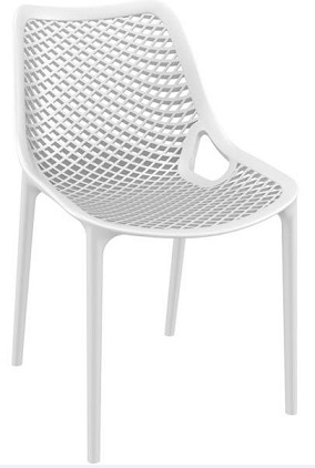Flow Indoor or Outdoor Chair without Arms