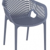 Flow Indoor or Outdoor Chair with Arms
