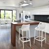 Flow Indoor or Outdoor Bar Stool