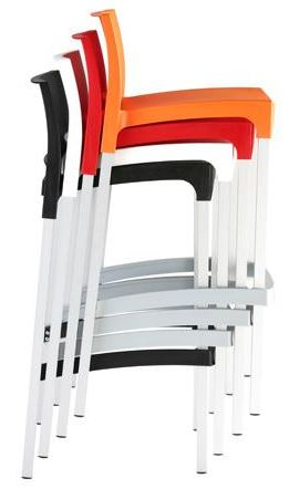 Fontana Indoor or Outdoor Bar Stool